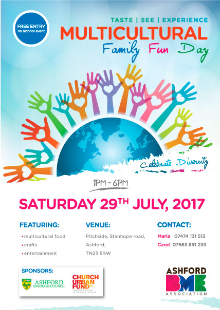 Multicultural Family fun day
